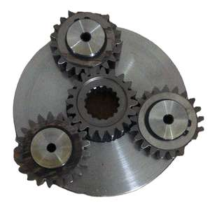 Custom Industrial R210 1st Excavator Forged Drive Gear Parts Tractor Gear Wheel