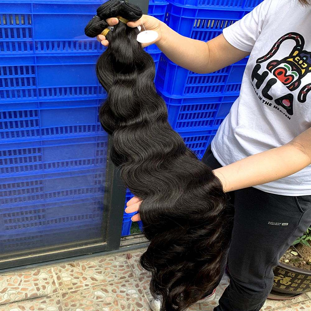 Wholesale Cheap 100% Peruvian Human Hair Weave Extension, 100% original brazilian hair bundle products for black women