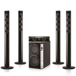 3D Surround Wireless 6 Speakers Bluetooth 5.1 Home Theatre System