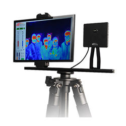 Quick AI Thermal Scanner Alarm Thermal Testing System Thermal Testing Camera
