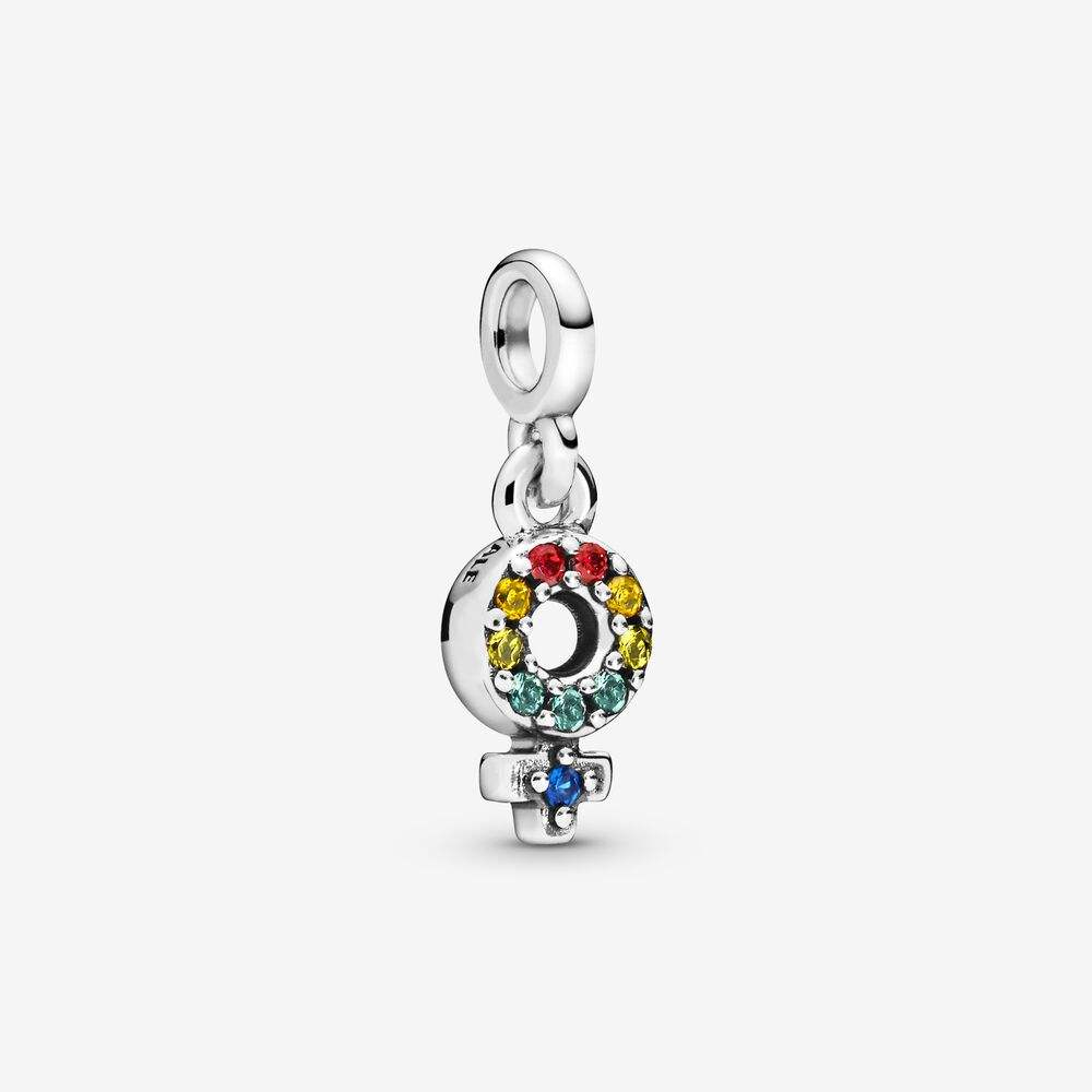 925 ME style charm 925 Sterling Silver My Girl Pride Hanging dangle Charms Fit Me style bracelet DIY pendant for jewelry
