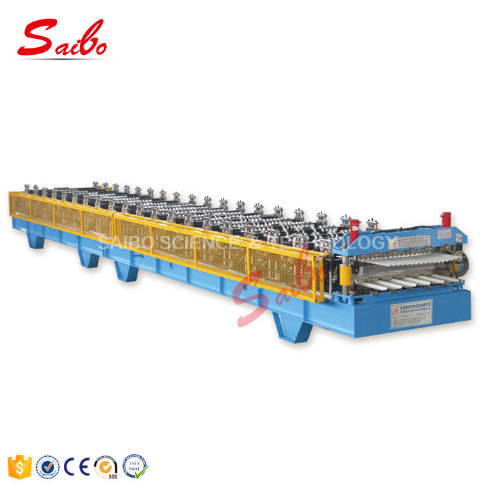 Energy Saving Automatic Aluminum Awning Roll Forming Machine