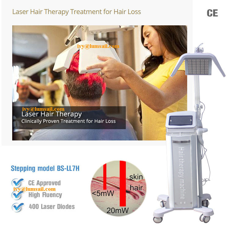 hair regrowth LLLT lasers hair growth machine