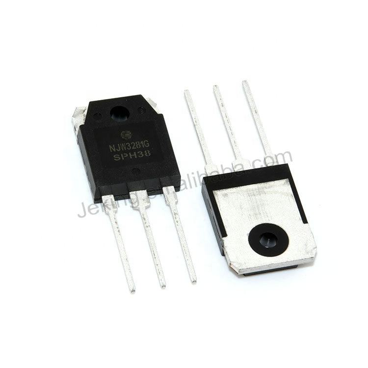 Jeking Transistor NPN 250V 15A TO-3P NJW3281G