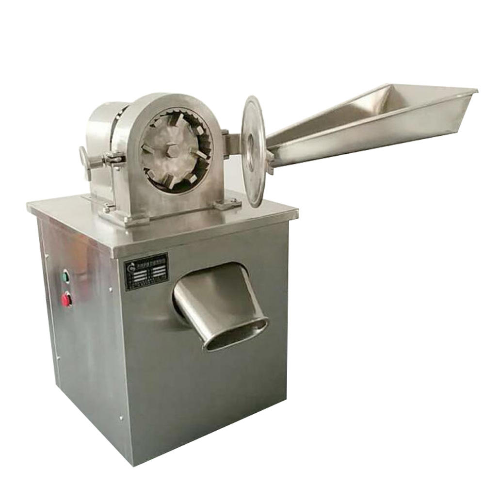 Bread Grinding Machine Bread Crumb Machine for Fried Chicken Snack Food