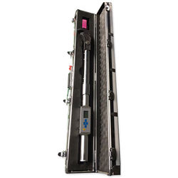 Auto repair preset opening adjustable torque wrench