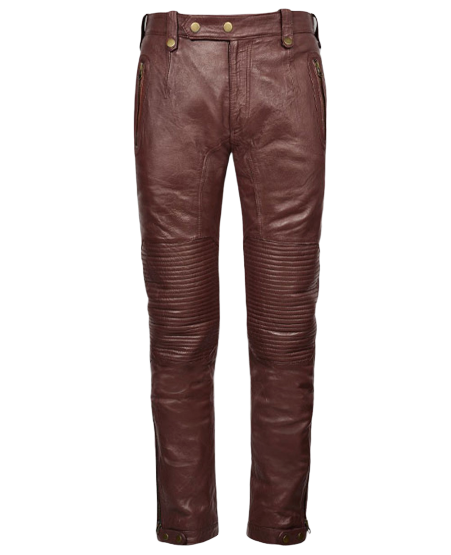 customize New Fashion Factory Cheap men unisex casual cargo 3D six pocket real or faux Leather Pant jogger trouser hunting chino
