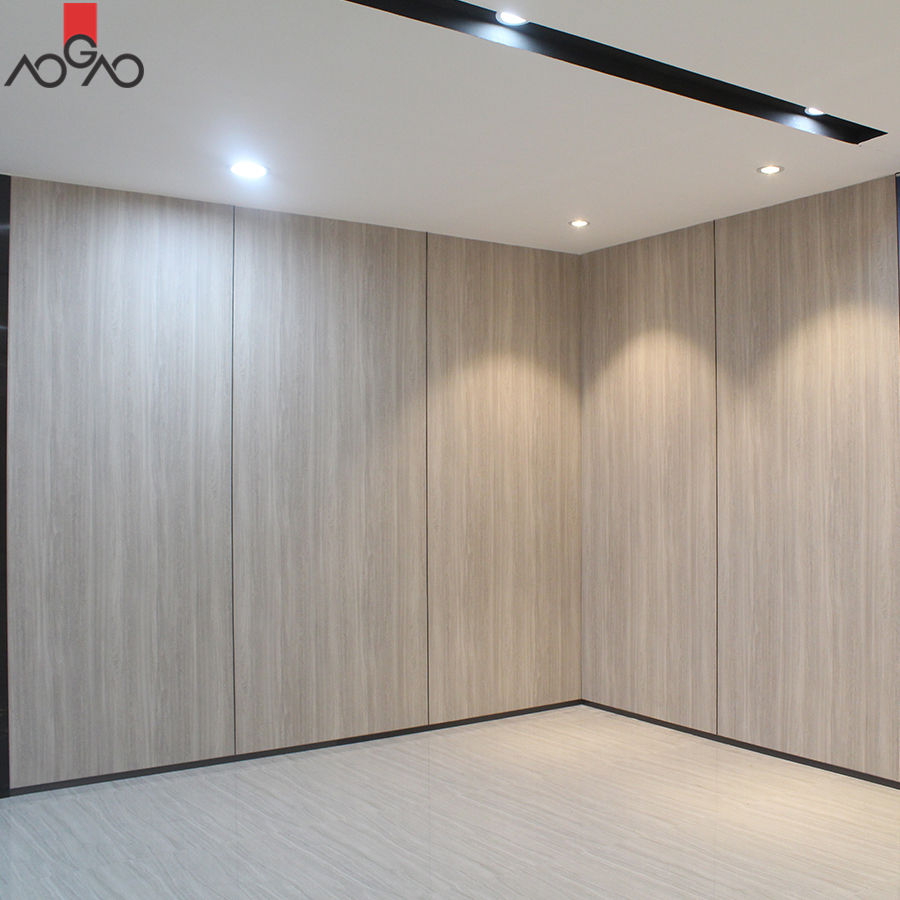 AOGAO New Arrivals Modern Office Furniture HPL Wall Cladding Panel