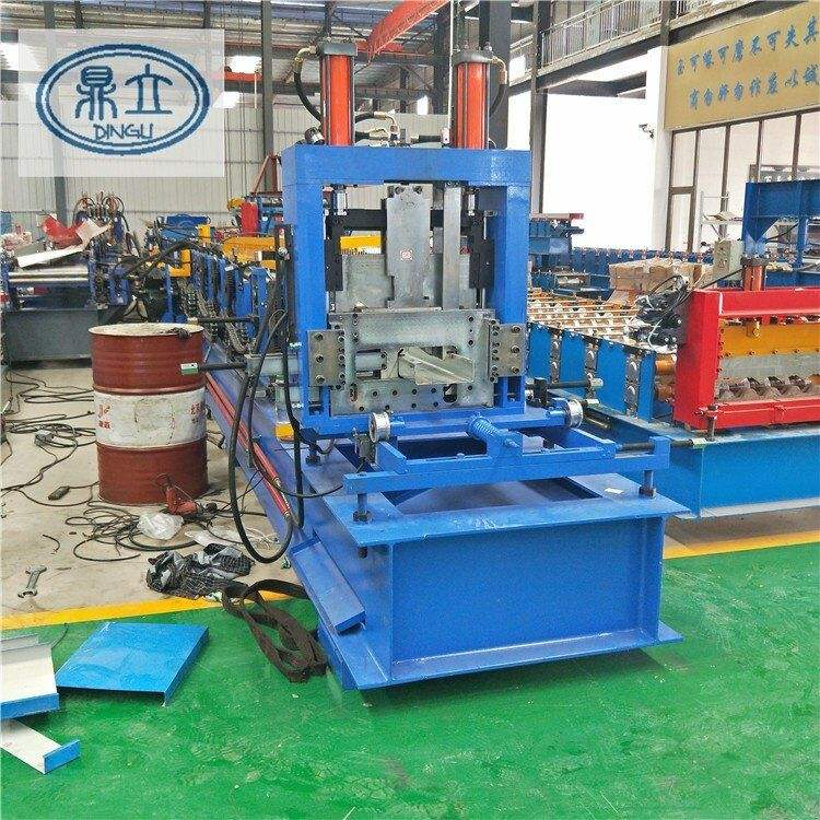 hot sale c z section steel purlin roll forming machine