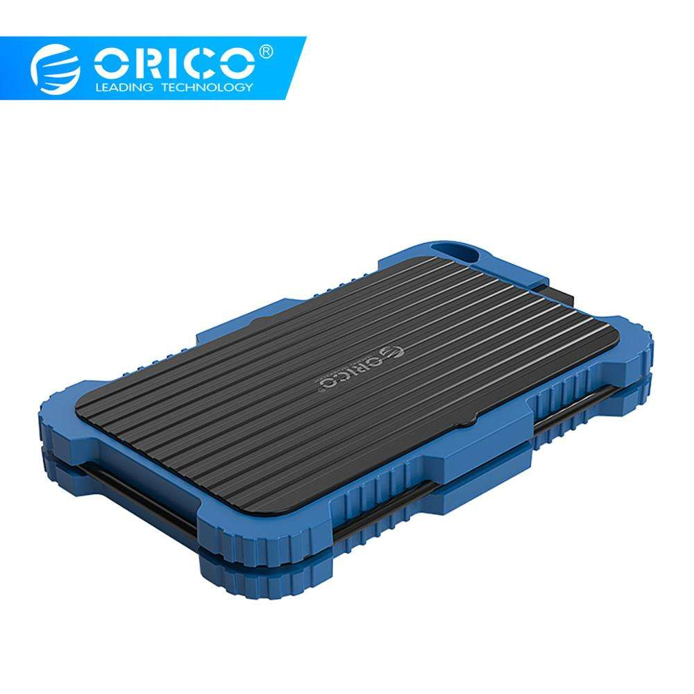 ORICO blue silica gel 2.5Inch Triple-Protection HDD and SSD Enclosure