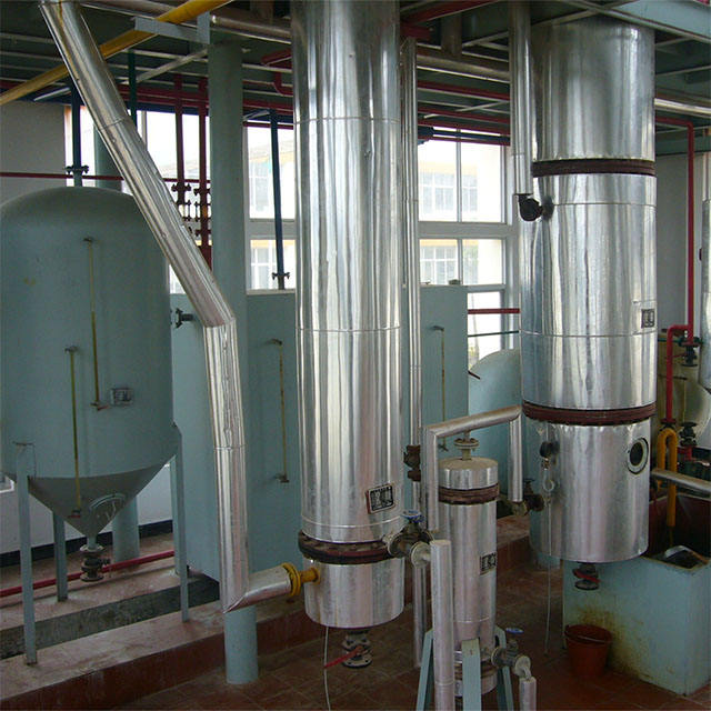 Mini Solvent Extraction Plant Rice Bran Oil Mill Plant Soybean Oil Extraction Plant
