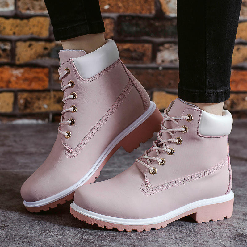 2020 Hot New Autumn Early Winter Shoes Mujeres Botas de