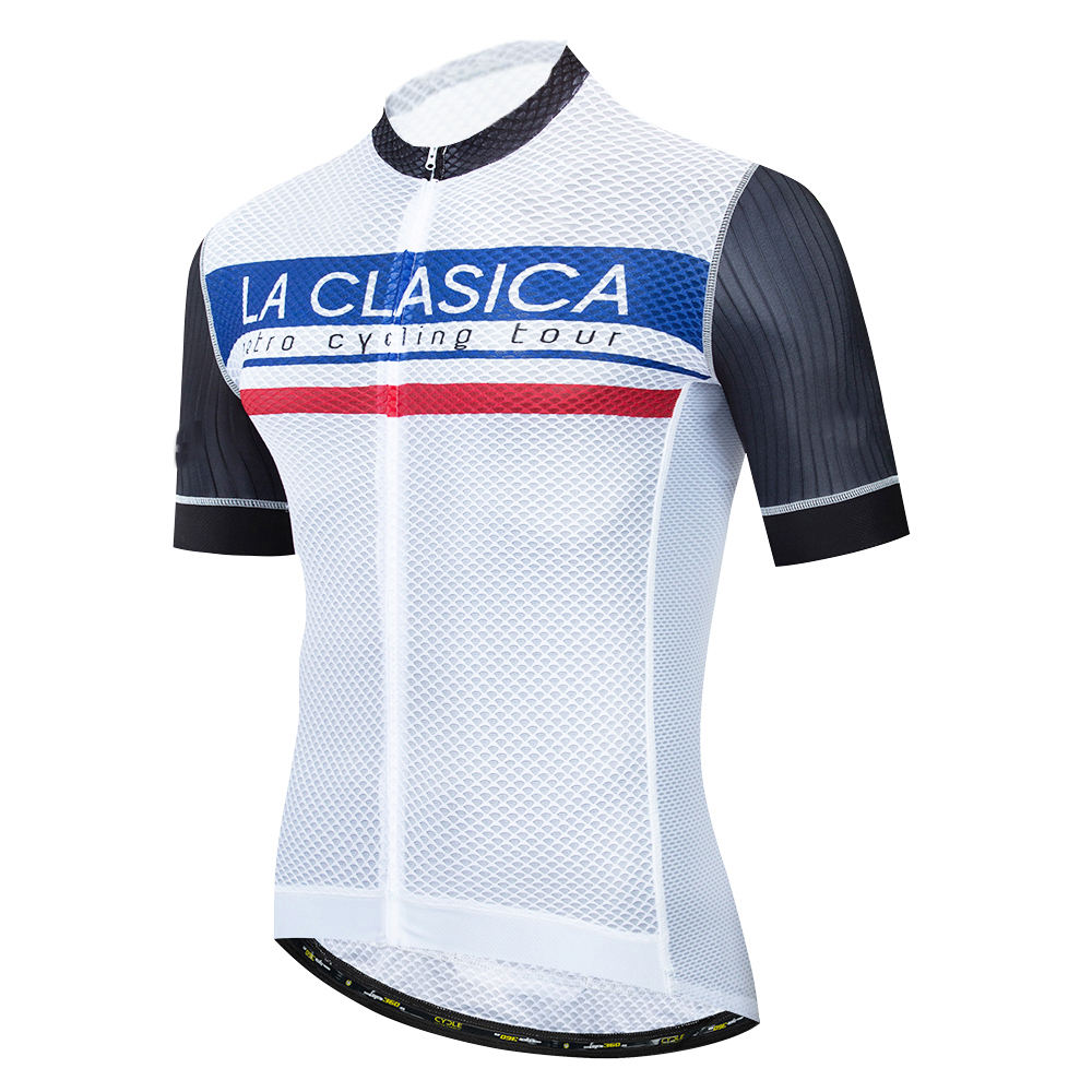 Karool china custom design sublimation short sleeve cycling jersey manufacturer