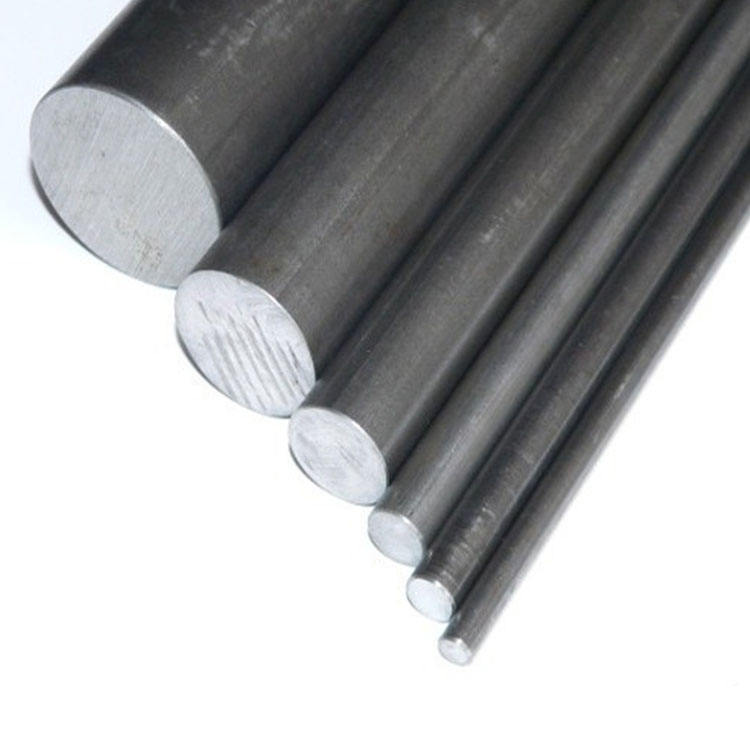 A36 Hot Rolled Mild Steel Round Bar Steel