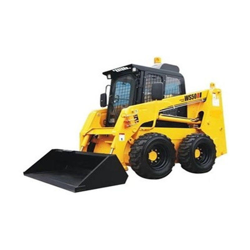 chinese construction equipment wheel skidsteer loader for sale