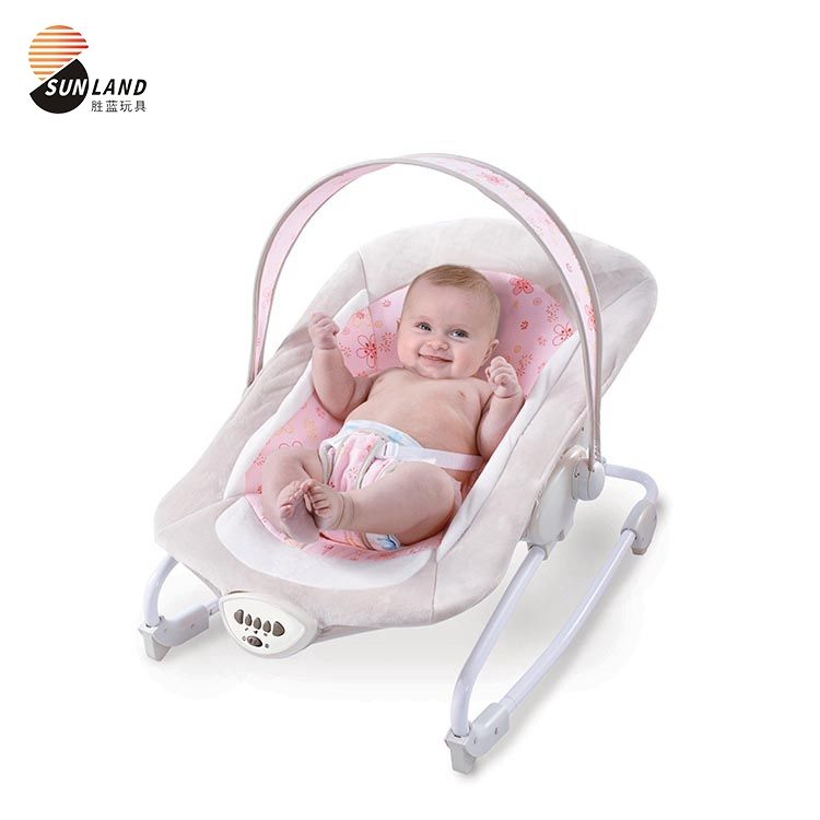 Chair And Electric Cradle Rocker Bouncer Baby Swing With Music, Electronic Swing For Baby
