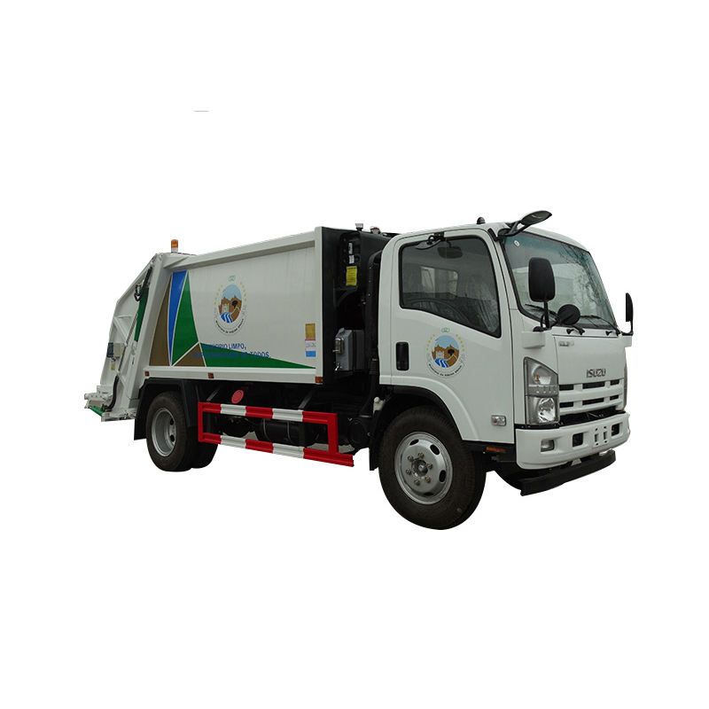 Brand new Garbage Truck with 8M3 capacity garbage car