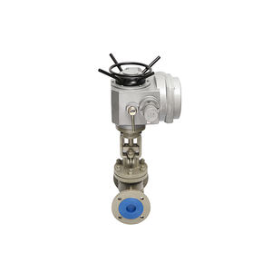 New Hot Products Stainless Steel Z941H WCB Electric Actuated Gate Valve