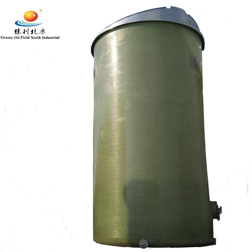 FGS 1037 F/F FF Fiberglass fibreglass Underground Double Wall Fuel FRP Storage Tank for sale