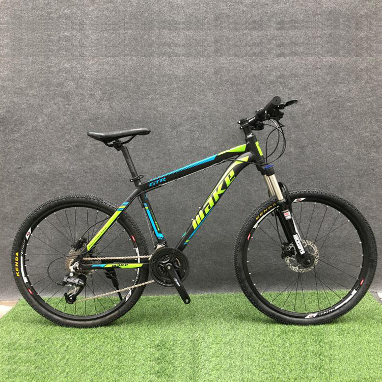 Ready in Stock 26 Inch aluminum mountain bicycle/sport 21 speed full suspension mountain bike/carbon fiber MTB