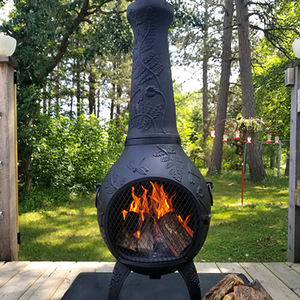 China Cast Iron Chimineas China Cast Iron Chimineas Manufacturers And Suppliers On Alibaba Com