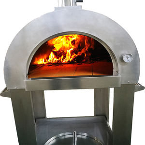 Wamrfire cheap price woodfire commercial pizza oven,outdoor wood fired pizza oven garden pizza oven for OEM