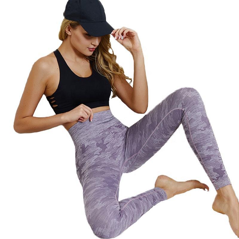 Ptsports wholesale fitness yoga wear slimming yoga pants fitness leggins for woman