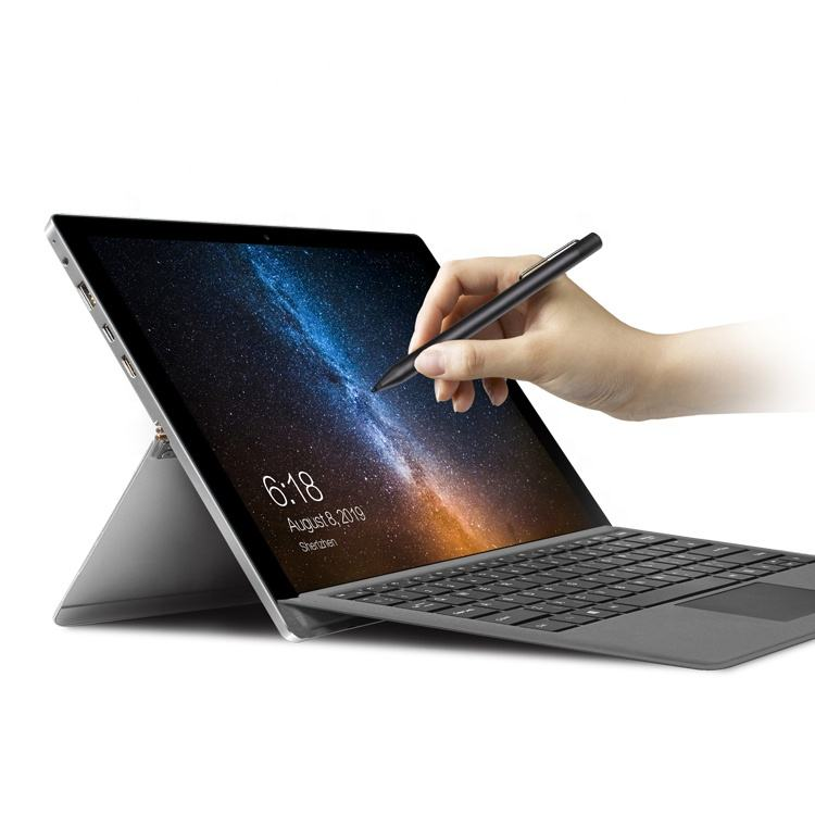 "Tablet Surface Pro 12.6 "", Jendela 10 Tablet Ram 8GB Rom 256GB dengan Keyboard dan Pena"