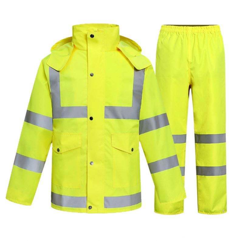 Cheap Working Clothes Clear Rain Suit, Cheap Light Weight Rain Coat Suits