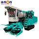 ANON mini round hay baler machine maize silage harvester