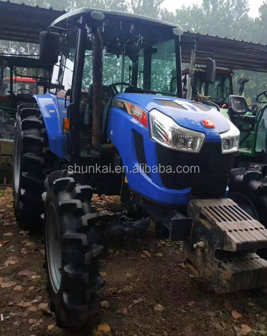 Best price new coming Used Tractor 95HP4WD