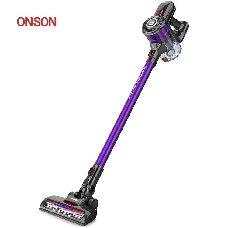 ONSON D18E Pro 250W 20Kpa Brushless 2 in 1 Handheld Wireless Stick Vacuum Cleaner