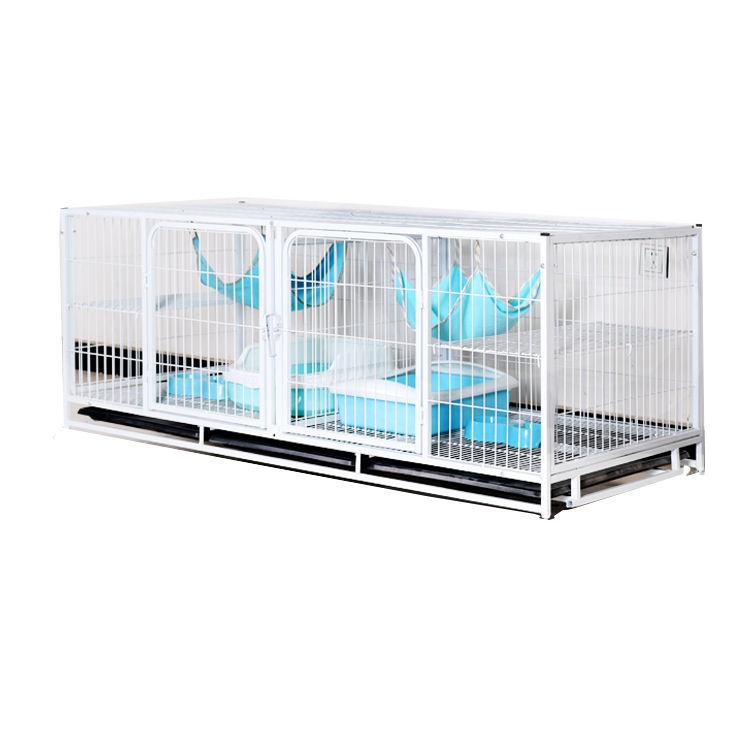Chinese Manufacturers Big Iron Dog Cage