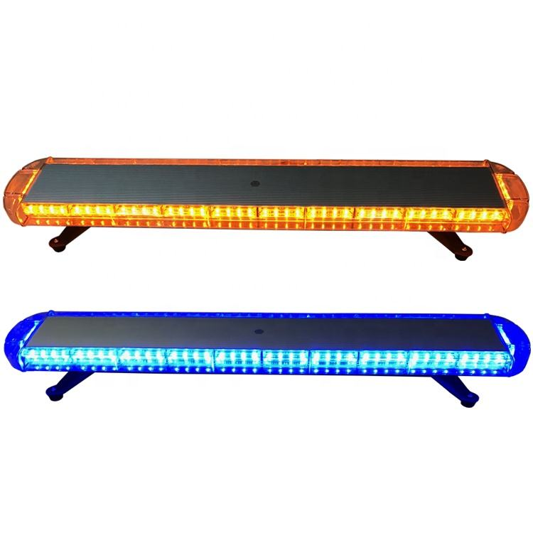 "High Power 88W 48 ""88LED Notfall <span class=keywords><strong>warnleuchte</strong></span> Auto LKW Blitzlicht Bar Dach Dach mehrfarbige Blink lampe"