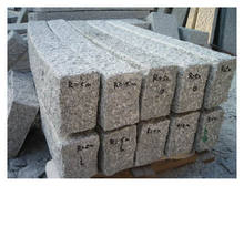 cheap price granite curb stone, parking curb stone