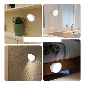 Led Rechargeable Night Light Lamp Portable