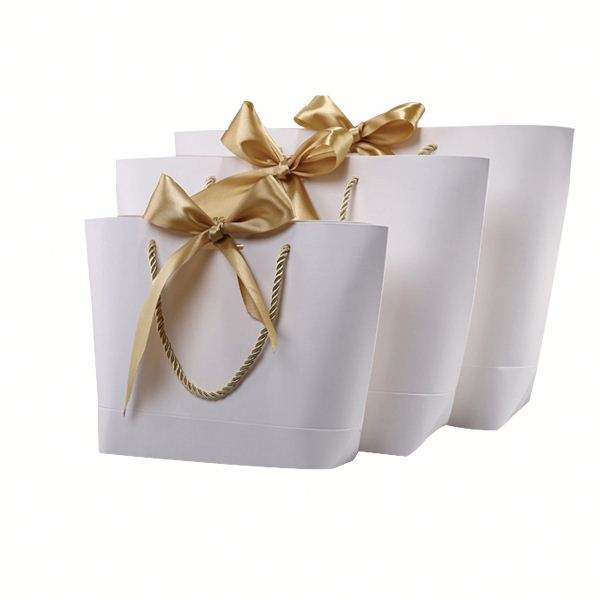 Women Paper Shopping Gift Bag