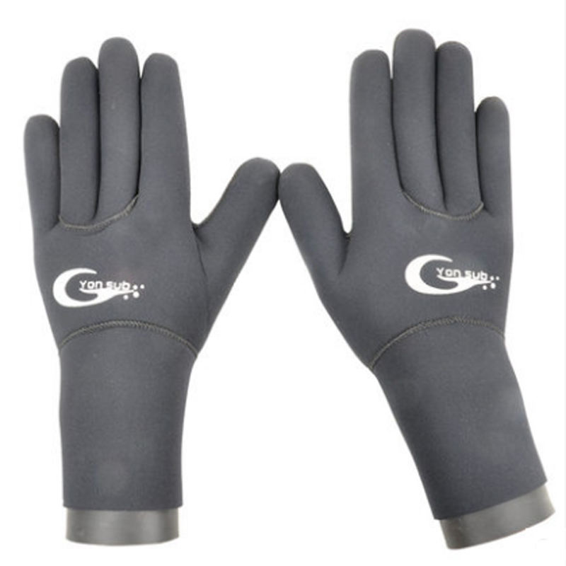 Super stretch neoprene 3mm diving gloves