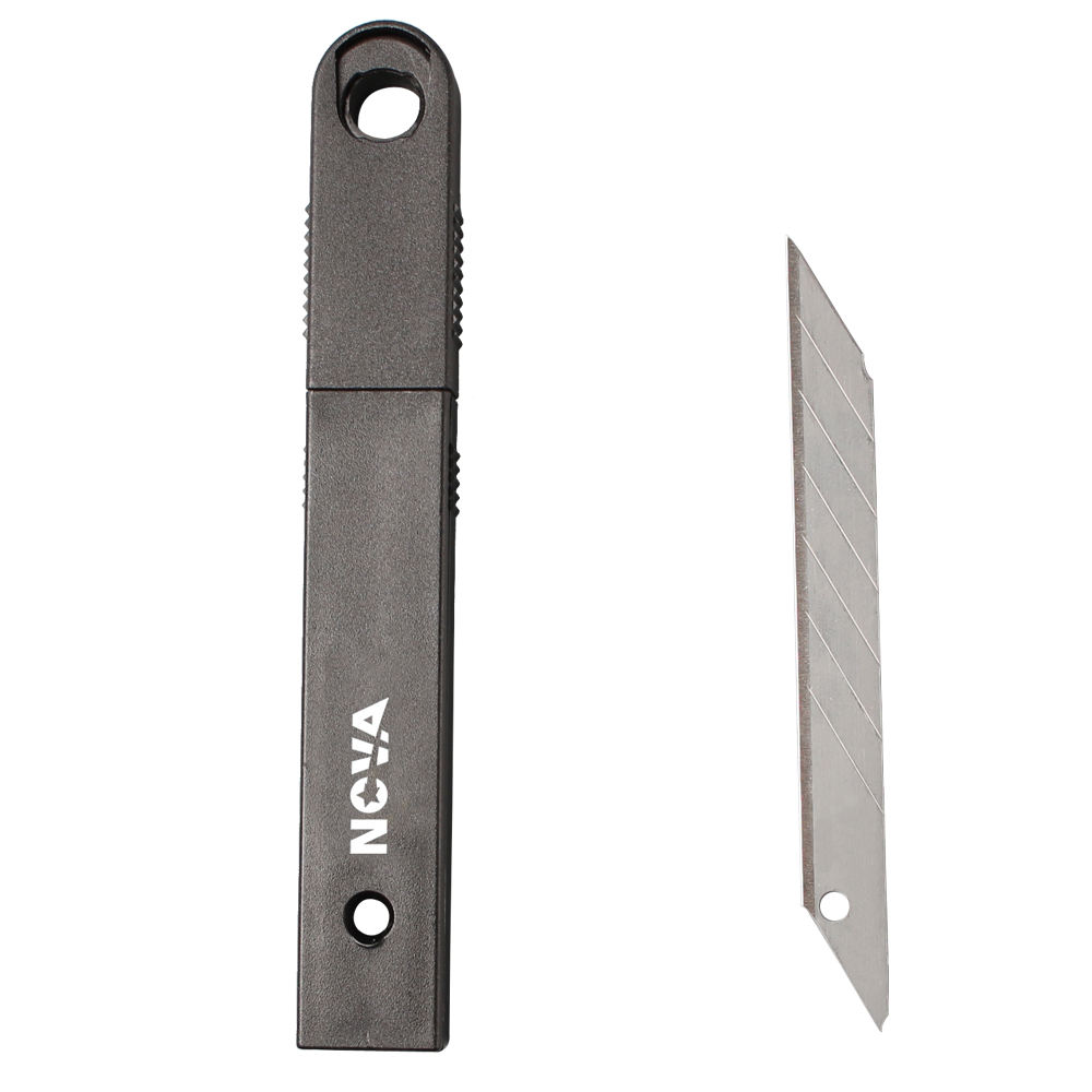 Muilti function spare 9mm snap off blade for snap off knife