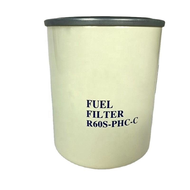High efficiency car spin on oil filter element R60S-PHC-C