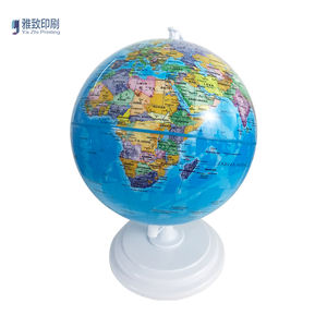 Globe Factory Direct Sale Quality PVC Earth Globe Model