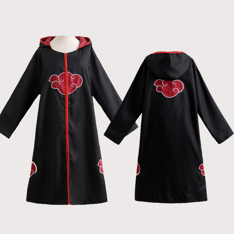 Japanese anime Naruto Cosplay Costume