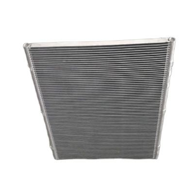 Small volume Heat Pump Micro Channel Aluminum Heat Exchange Energy Saving Flat Type Tube