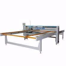 Customized two head computer quilting machine for quilts/mattress