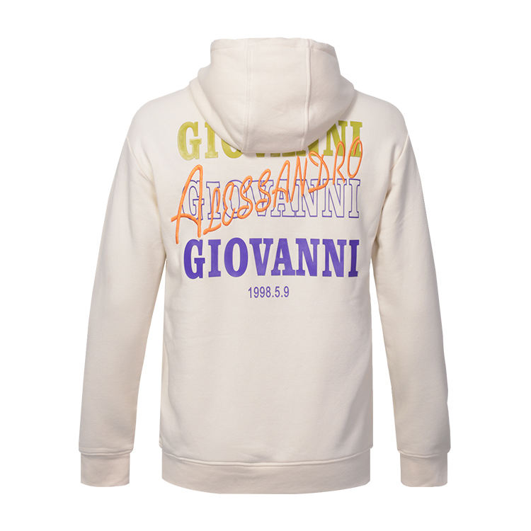 Custom Design Luxe Logo Print Borduren Hoodies Geen Minimum Hoodies Geborduurde Unisex