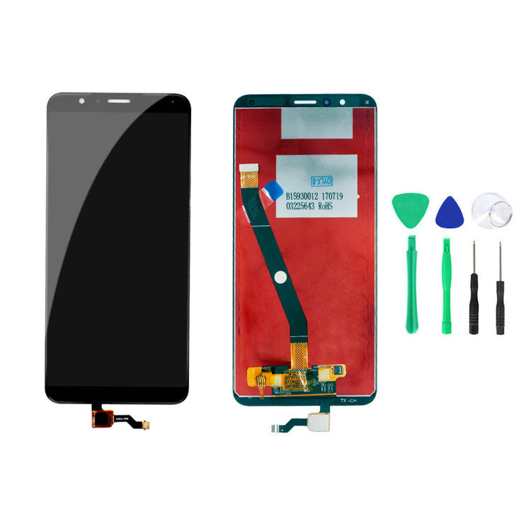 YSH Cell Phone Accessories 100 PCS for LG Q6 0.26mm 9H Surface Hardness 2.5D Curved Edge Tempered Glass Screen Protector Screen Protector for LG