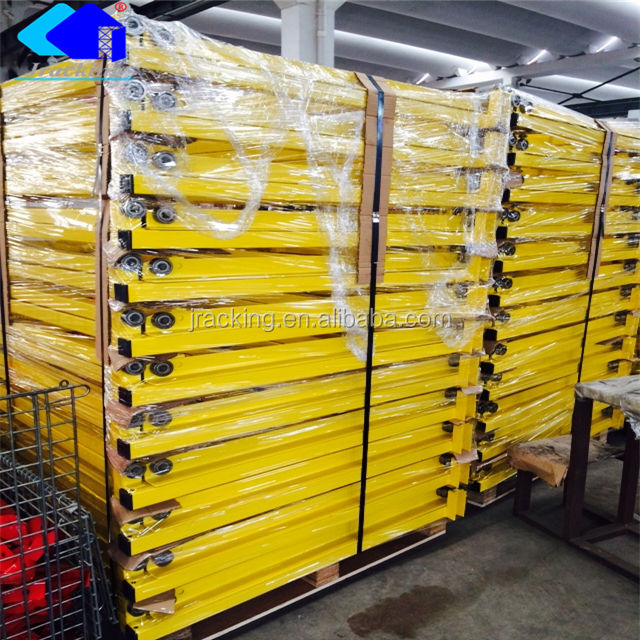 Heavy Duty Steel Warehouse Racking Systems Pallets Racks Logistics Industry Customized For Racking Dealer