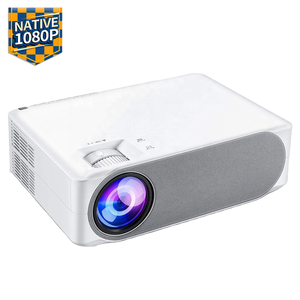 [Android Version Amazon Top Hot Selling ]Android 6.0 Native 1080p Full HD LED LCD Portable 4k Home Theater Video Projectors