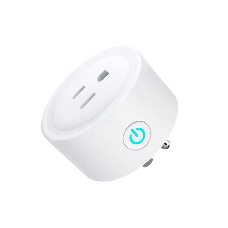 China Fabrikant Smart Security Wifi Tuya Plug Met App Controle PST-J2