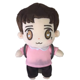 OEM Handmade Fabric Doll Customized Mascot Plush Toy Custom Plush Human Doll With Cloth